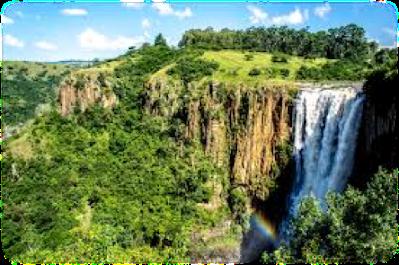 Howick Falls, Howick, KwaZulu-Natal, South Africa